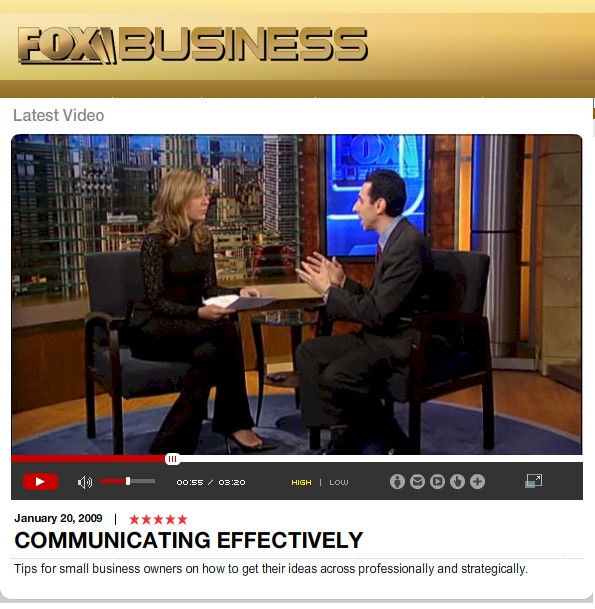 Fox Business Communication Strategies