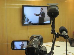 Media Training Practice