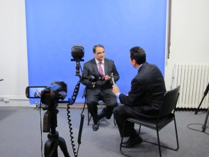 Media Training for International